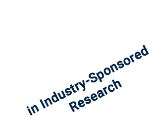 117 million in industrial sponsorship