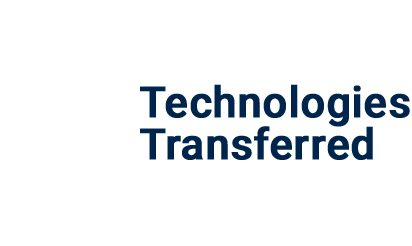 37 technologies transferred