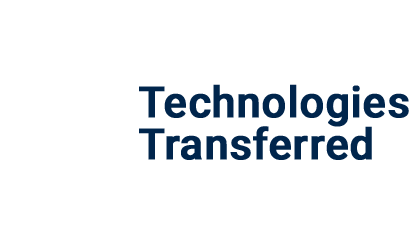 56 technologies transferred
