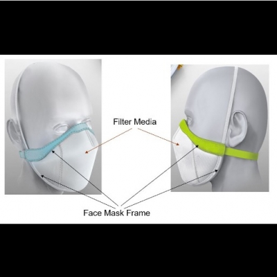 Next-Generation Custom-Fit Reusable Mask for Respiratory Protection